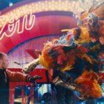 "Taron Egerton says Elton John film Rocketman is a ""fantasy musical"" rather than a biopic"