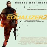 New UK poster for The Equalizer 2 starring Denzel Washington