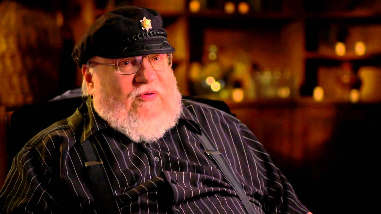 """George R.R. Martin says Game of Thrones' final season wasn't """"completely faithful"""""""