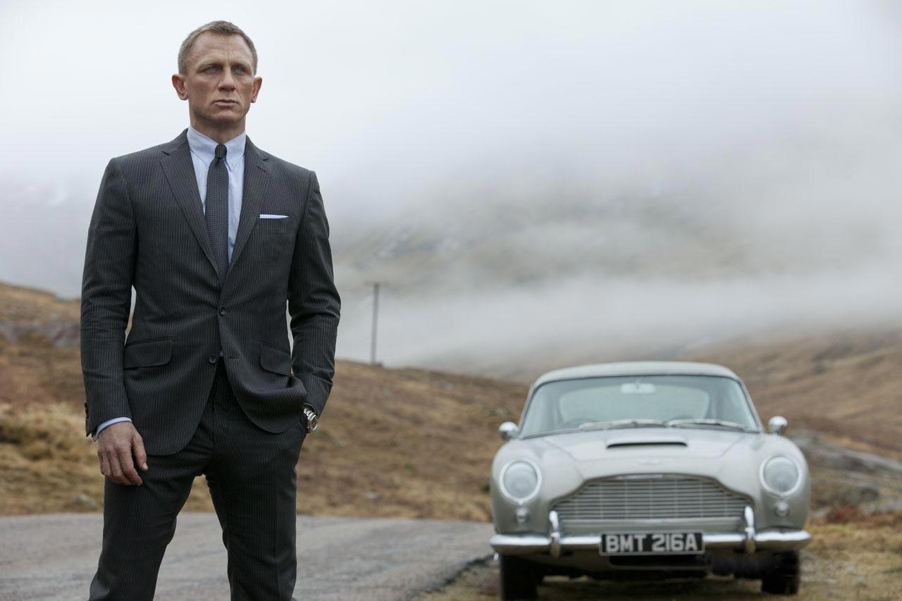 The Top 10 Bond Vehicles