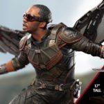 Iron Studios' Avengers: Infinity War Falcon Battle Diorama Statue revealed