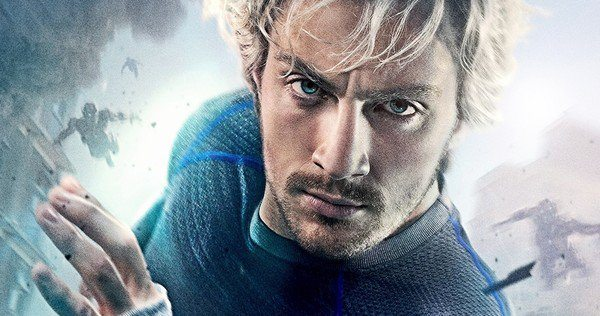 Aaron Taylor-Johnson says Quicksilver won't return to the MCU anytime soon