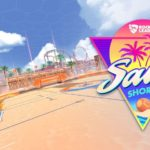 Salty Shores update coming to Rocket League this month