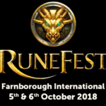 runefest 2018 black flickering myth