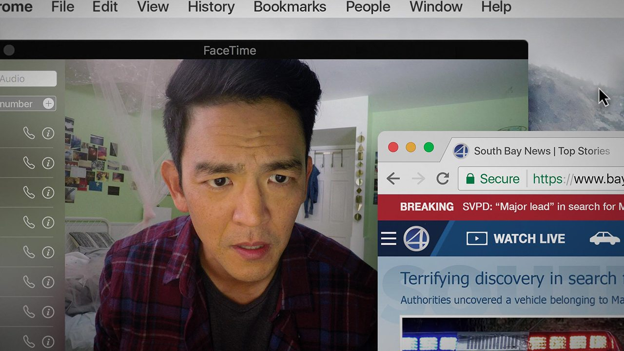 Searching sequel in development at Sony and Stage 6