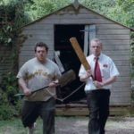Simon Pegg and Nick Frost's Slaughterhouse Rulez will feature a subterranean monster