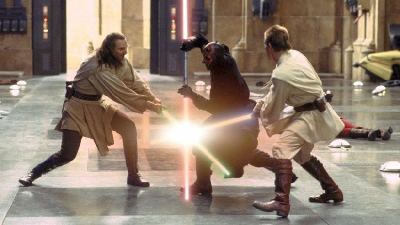 Star Wars' Dave Filoni explains why the Duel of the Fates in The Phantom  Menace is so important