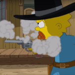 The Simpsons passes Gunsmoke for the most scripted primetime episodes in U.S. TV history