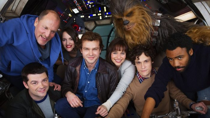 Solo: A Star Wars Story writer reveals Lord & Miller scenes that made the fi...