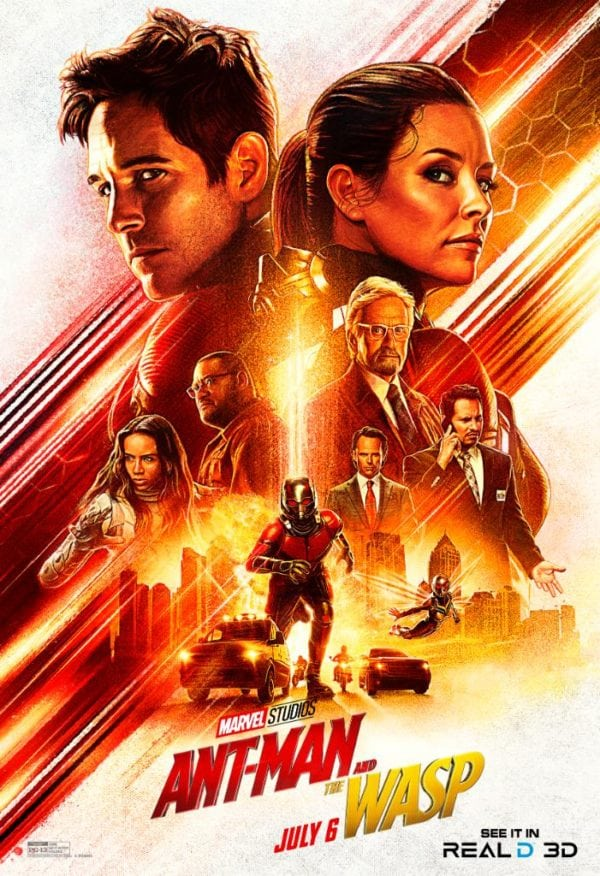 Movie Review - Ant-Man and the...
