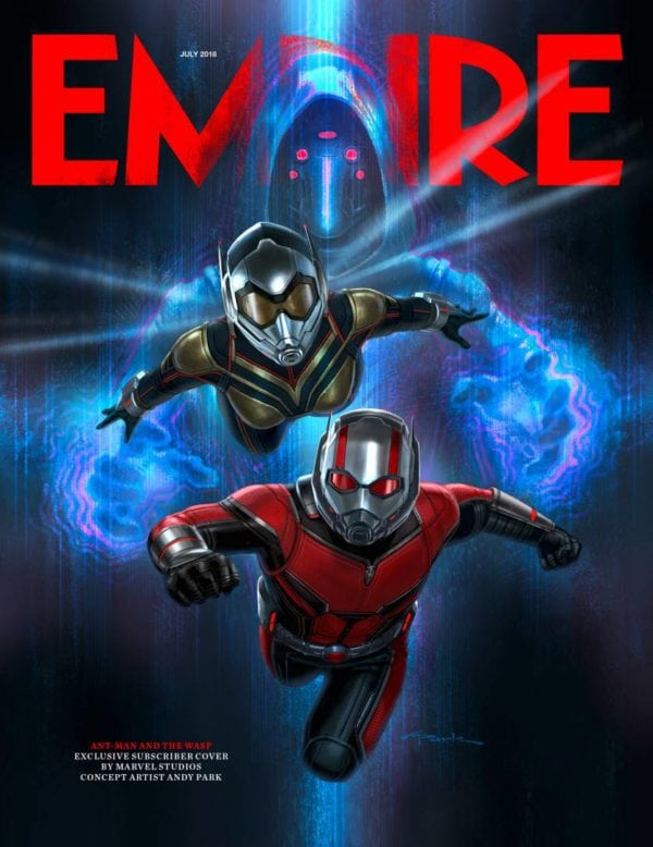 Ant Man And The Wasp Graces Empire S Subscriber Cover