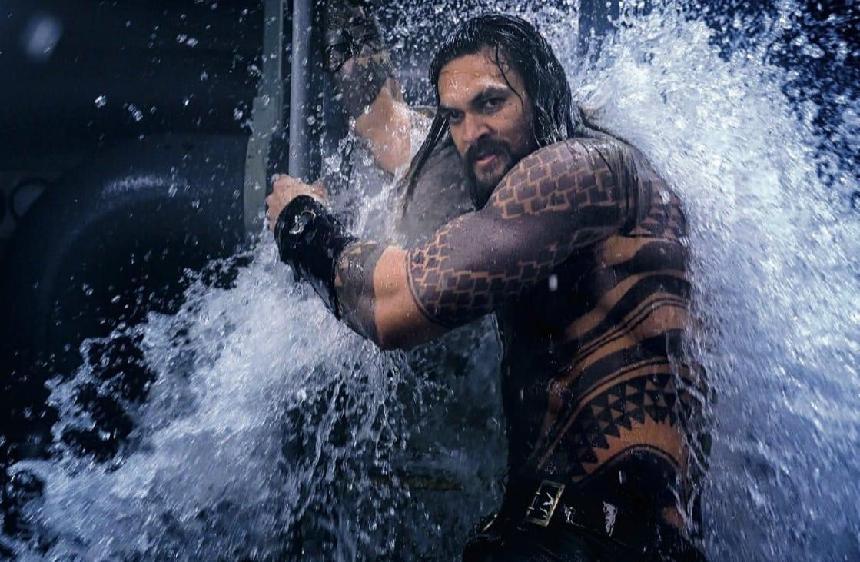 James Wan teases Aquaman fight scene