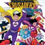 Archie's historic crossover concludes in early preview of Superteens vs Crusaders #2