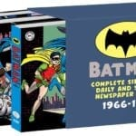 IDW announces Batman: The Complete Silver Age Newspaper Comics Slipcase Edition