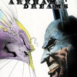 IDW and DC announce Batman / The Maxx: Arkham Dreams