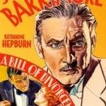 DVD Review – A Bill of Divorcement (1932)