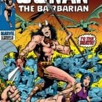 Conan the Barbarian: The Original Marvel Years Omnibus set for release in January