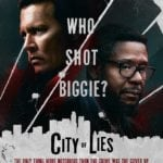 City of Lies poster asks 'Who Shot Biggie?'