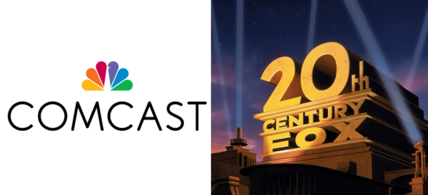 Comcast 20th Century Fox