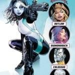 Marvel announces Domino Annual #1 featuring an all-star creative team