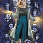 The Thirteenth Doctor relives her previous incarnations in Titan's The Many Lives of Doctor Who