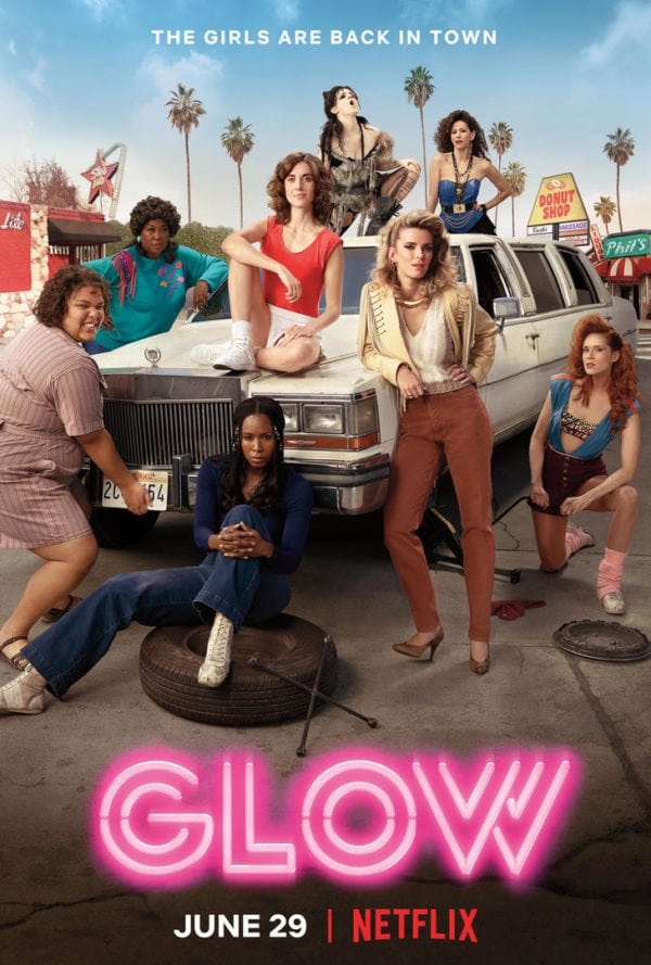 Image result for glow season 2 poster