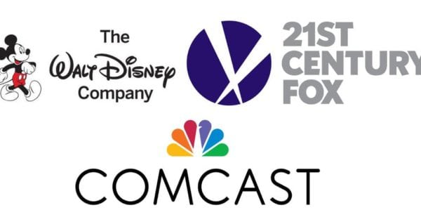 Comcast Disney Fox deal