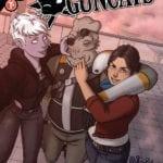 Cowboy Bebop meets Rat Queens in Action Lab's new series Guncats