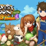 Harvest Moon: Light of Hope Special Edition now available for Nintendo Switch and PS4