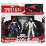 Hasbro unveils Marvel Gamerverse Spider-Man and Mister Negative Legends Series figures