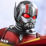 Hot Toys' Ant-Man collectible figure from Marvel's Ant-Man and the Wasp revealed