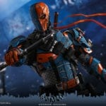 Hot Toys' Batman: Arkham Origins Deathstroke Masterpiece Series figure unveiled