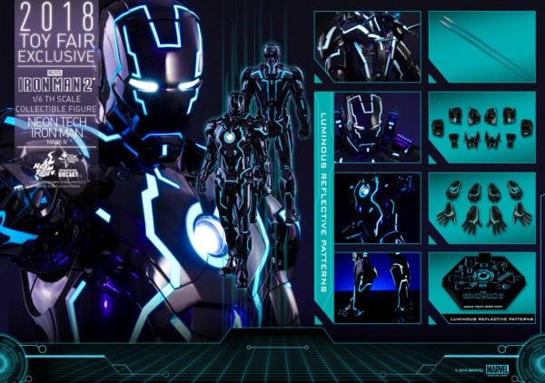 Hot-Toys-Iron-Man-2-Neon-Tech-Iron-Man-Mark-IV-collectible-figure-10-600x422