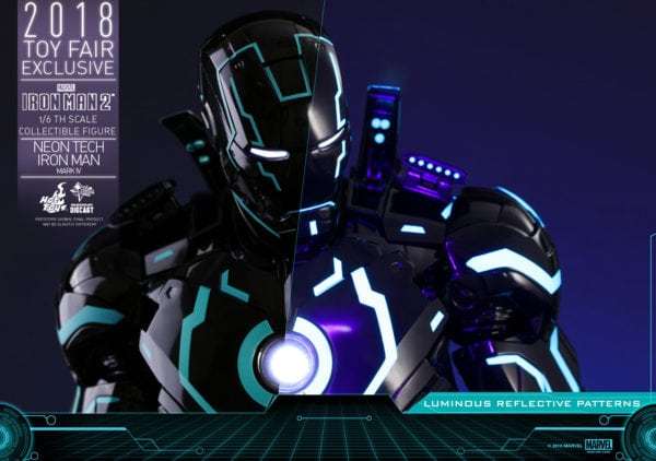 Hot-Toys-Iron-Man-2-Neon-Tech-Iron-Man-Mark-IV-collectible-figure-9-600x422