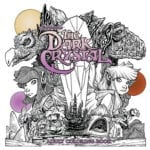 Preview of Jim Henson's The Dark Crystal Adult Coloring Book