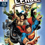 Comic Book Review – Justice League #1