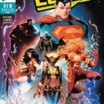 Comic Book Review – Justice League #2