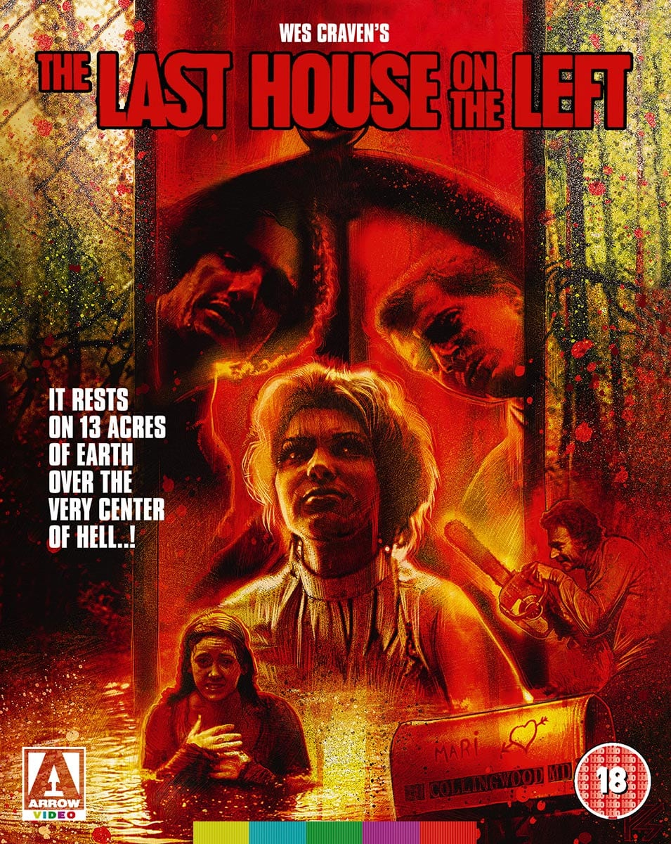 bluray review the last house on the left 1972
