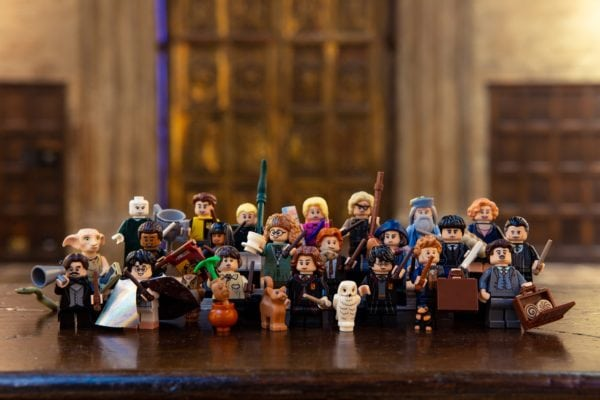 The Wizarding World Of Harry Potter Collectible Lego