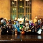 The Wizarding World of Harry Potter Collectible LEGO Minifigure series unveiled