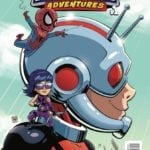 Preview of Marvel Super Hero Adventures: Webs and Arrows and Ants, Oh My! #1