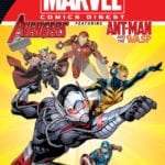 Preview of Marvel Comics Digest: Ant-Man and the Wasp