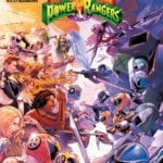 Preview of Mighty Morphin Power Rangers #28