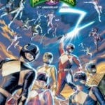Preview of Mighty Morphin Power Rangers Anniversary Special #1
