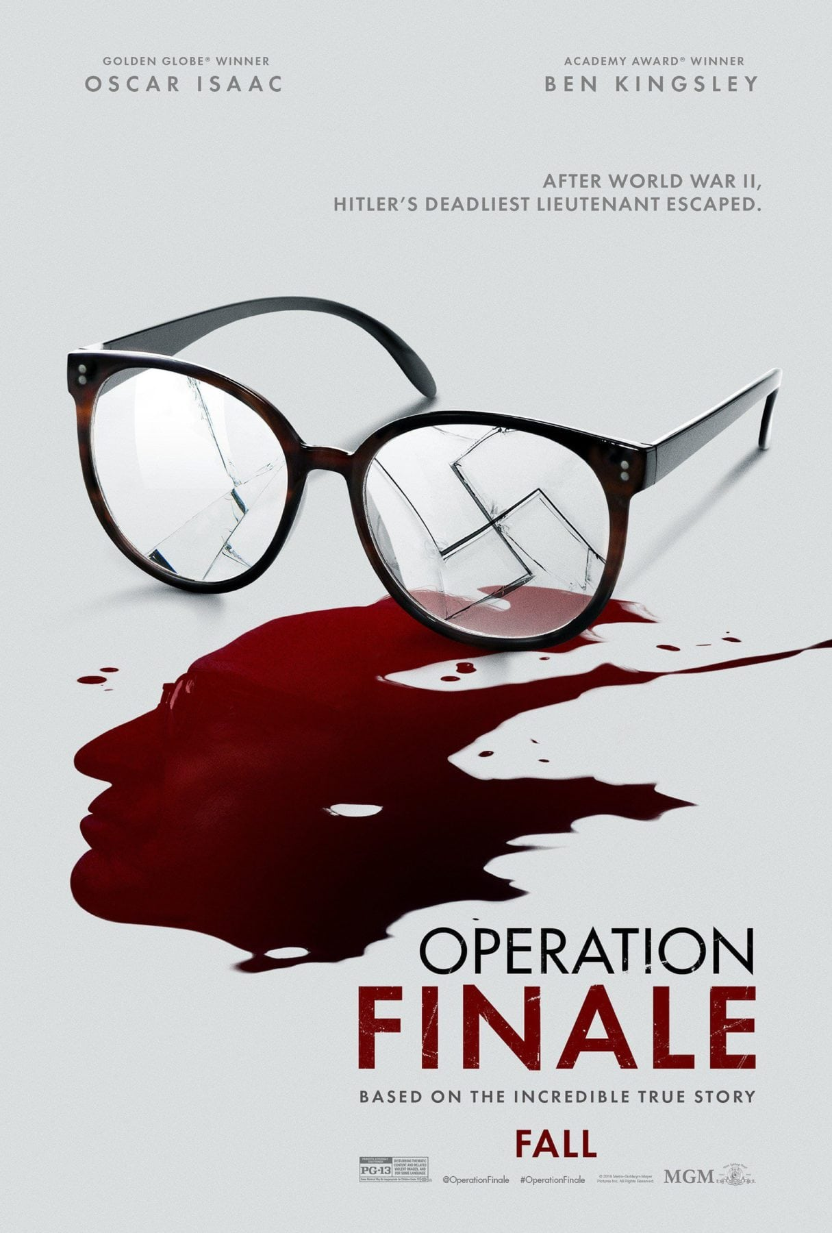 Movie Review - Operation Finale (2018)