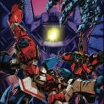 Comic Book Review – Optimus Prime #19