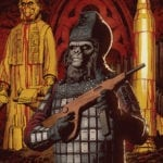 Preview of Planet of the Apes: Ursus #6