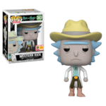 Funko's Rick and Morty SDCC exclusives revealed