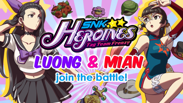 SNK Heroines - Tag Team Frenzy
