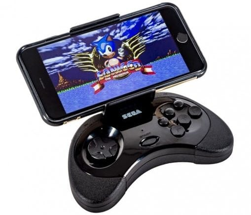 Here's the perfect Android controller for SEGA fans | Flickering Myth